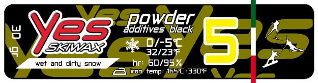Bild von Powder 5 Black