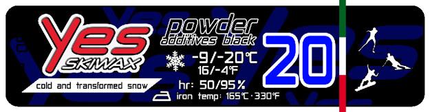 Immagine di Powder 20 Black