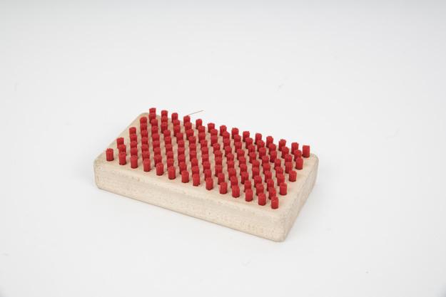 Picture of Nylon brush, rectangular 70x120mm