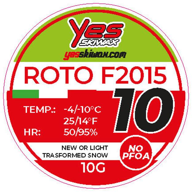 Bild von ROTO F2015 10 TOP FLUOR no PFOA