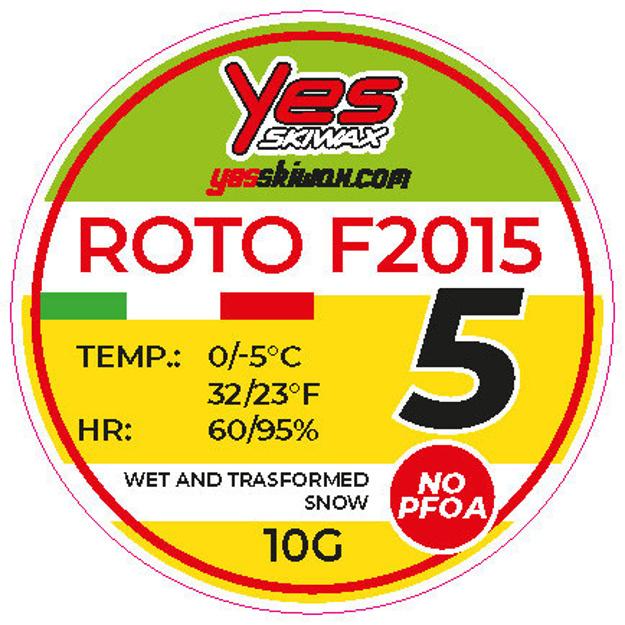 Image de ROTO F2015 5 Top Fluor no PFOA