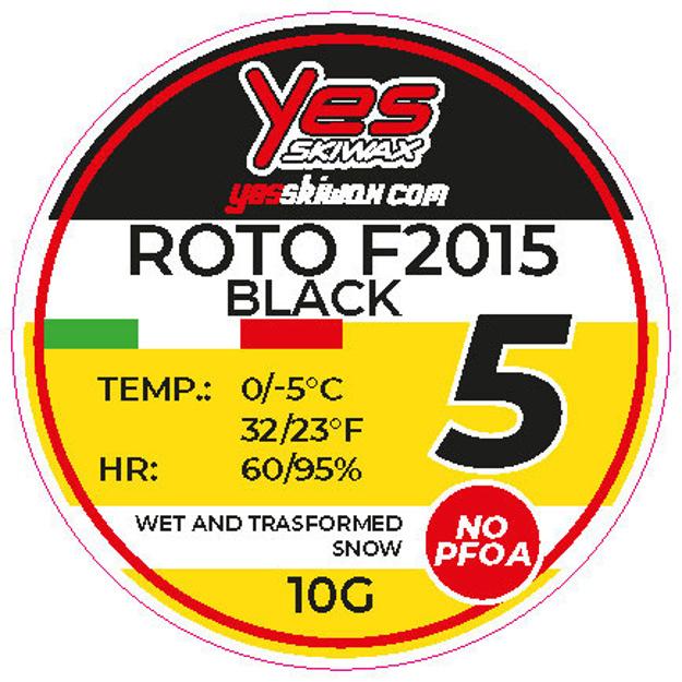 Picture of ROTO F2015 5 Black Top Fluor no PFOA