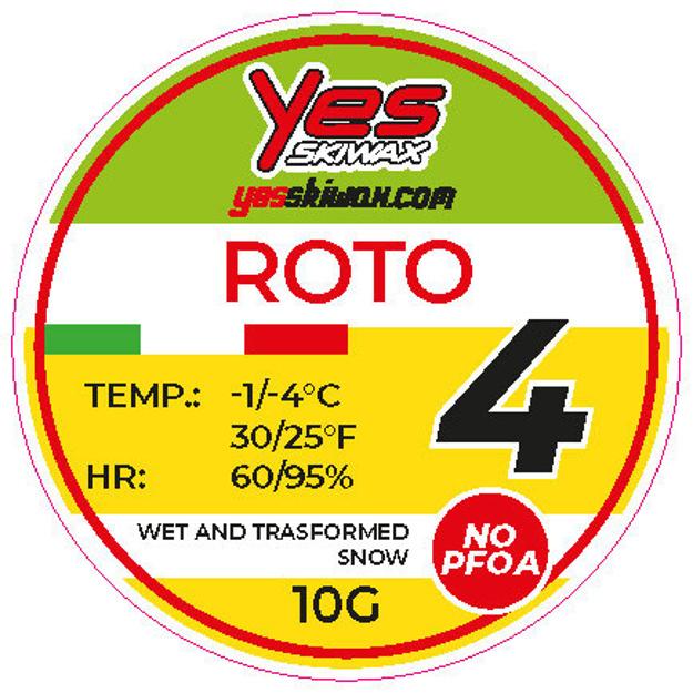 Picture of Roto HF 4 no PFOA