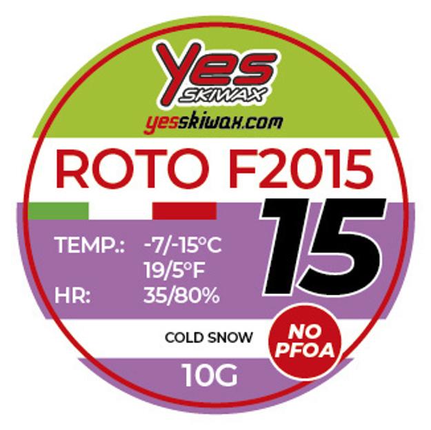 Image de ROTO F2015 15 Top Fluor no PFOA