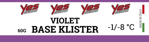 Bild von Klister viola
